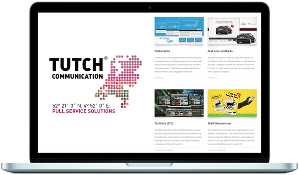 TutchCommunication Webdesign Breda
