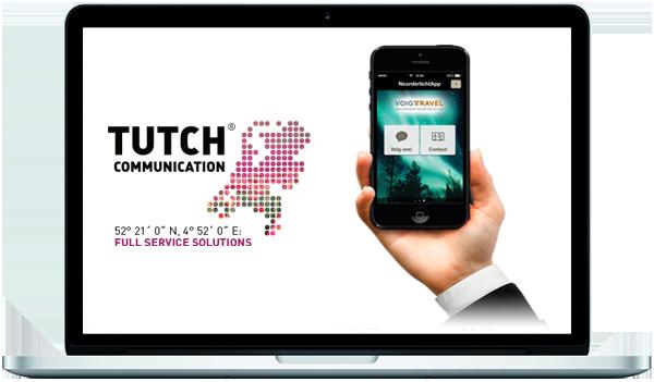 TutchCommunication app ontwikkelaar Breda